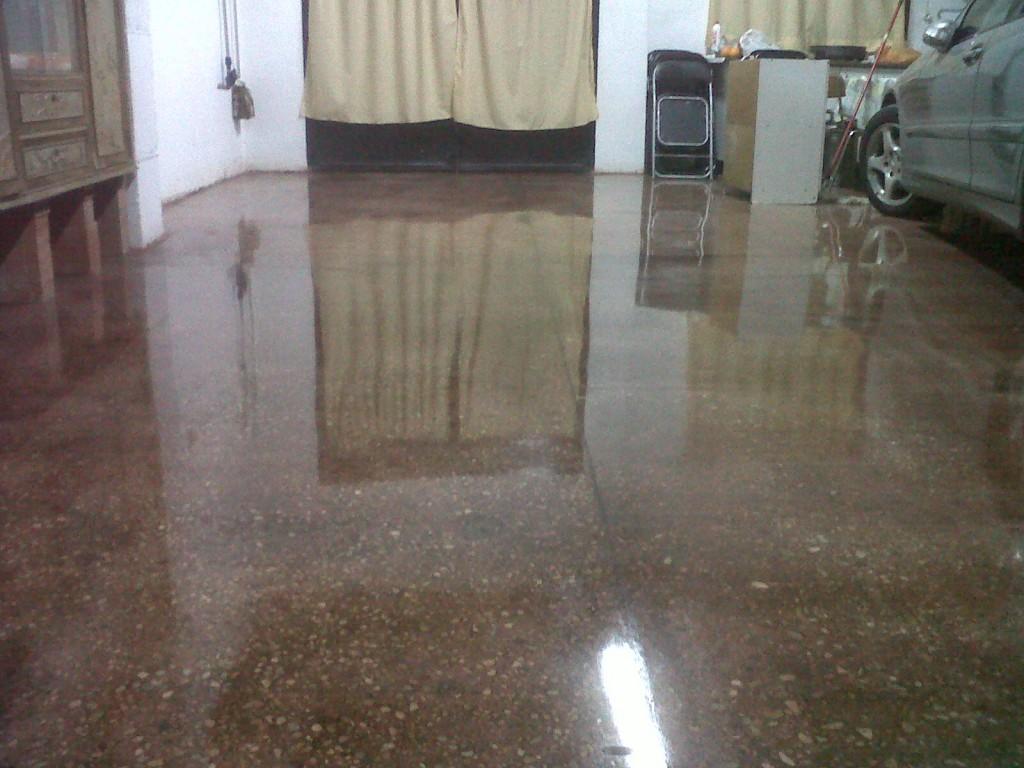 Como pulir el suelo stunning como pulir el suelo with - Pulir terrazo manualmente ...